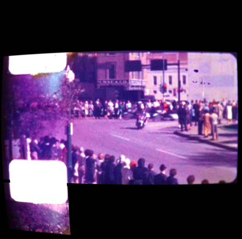 Zapruder Frames - Costella Combined Edit